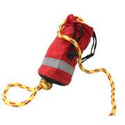 Hong Kong SAR Rescate el bolso del tiro con 15 metros de cordón de 9m m. Empaquetado en el bolso de nylon