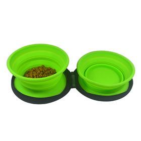 Silicone Dog Bowls from China (mainland)