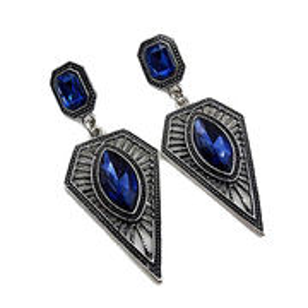 China Crystal Drop Earrings