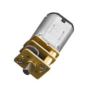 China 6V DC Gear Motor