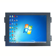 China 24-inch metal frame open-frame capacitive touch monitor