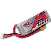 1300mAh 4s 110c RC LiPo battery Gaoneng GNB brand PFV TOY high discharge C rate soft pack China