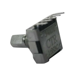 Encoder with Push Switch, Suitable Reflowable Condition