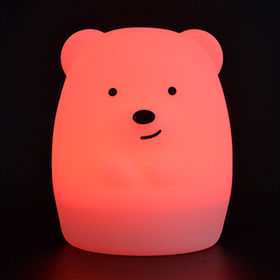 China Remote Control Bear Lamp