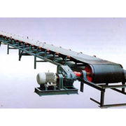 Stationary belt conveyor
