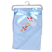 China Baby hooded towel