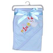 China Baby hooded towel