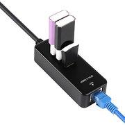 China 3 Ports USB 3.0 HUB & USB Adapter Hub