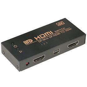 4K 3 Ways HDMI Switcher from China (mainland)
