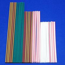 Plastic drinking straws from China (mainland)