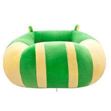 Soft and comfortable plush seat baby mattress cushion, customized accepted from Dongguan Yi Kang Plush Toys Co., Ltd