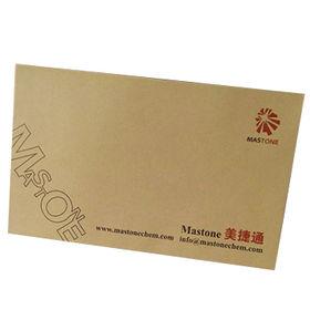 brown envelopes from China (mainland)