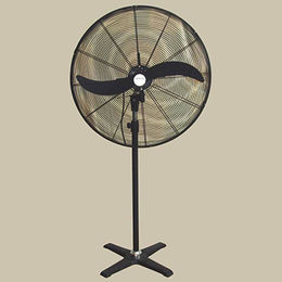500MM 20-inch OEM Industrial Pedestal Fan from Foshan Gemtec Electric Co. Ltd