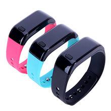 China Waterproof Bluetooth health monitoring bracelets