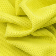 Cooling Fabric, 100% Poly Birdeye Structure Ideal for Sports or Leisure Wear from Lee Yaw Textile Co Ltd