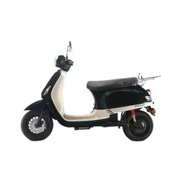Gas and electrical scooter, E-VPA 50/125 from Zhejiang Zhongneng Industry Group Co. Ltd