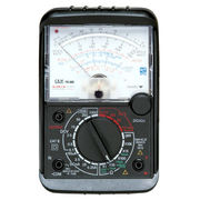 China CE Analogue Multimeters, with 20 Measuring Ranges, Fuse and Diode Protection