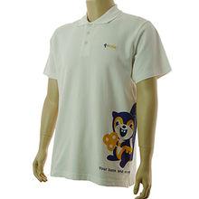 China Men's short-sleeved polo shirts