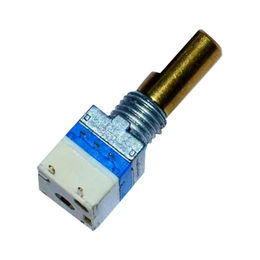 9 mm Metal Shaft Encoder with Maximum Operating Voltage of 2.5mA