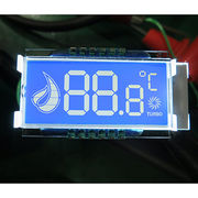 Taiwan STN Negative/White Backlight Modules