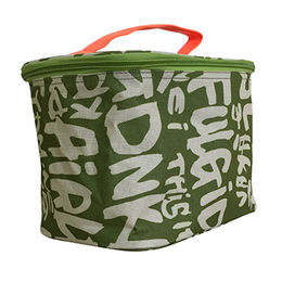 Alphabet cosmetic bags from SHANGHAI PROMO COMPANY LIMITED