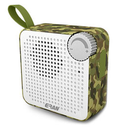 China Outdoor Bluetooth Speaker, Supports TF Card Music Play