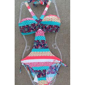 Ladies' sexy one piece swimwear from China (mainland)