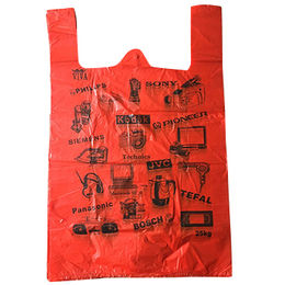 Biodegradable, disposable, beautiful plastic gift bag