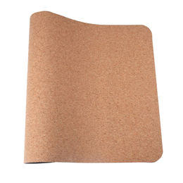Cork/Natural Rubber yoga mat from Taiwan