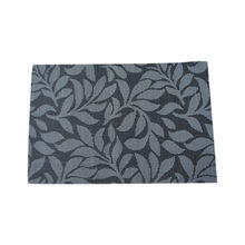 Stylish green tree leaves shaped printed placemats from Ningbo Yinzhou Yichuan Artware Co. Ltd
