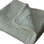 China 100% Acrylic 100% Micro Polyester Teddy Baby Blank