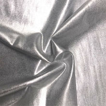 Metallic foil printed 4-way stretch fabric from China (mainland)