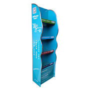Paper board display shelf from China (mainland)