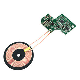 QI standard CE FCC RoHS wireless charging transmitter modules