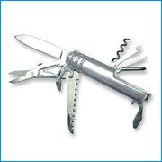 Multiple Function Stainless Steel Pocket Knife from Hong Kong SAR