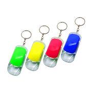 Hong Kong SAR Mini Car-shaped LED Keychain