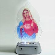Wholesale new hot LED flashing christmas arylic/ABS decorati, new hot LED flashing christmas arylic/ABS decorati Wholesalers