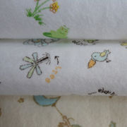 China Cotton flannel