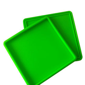 Silicone plate from China (mainland)