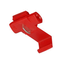 Quick Release Connector, PP, Brass, easy install,Red, Blue, Yellow