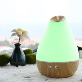 China Ultrasonic Aroma Humidifier with Big Mist and Art Shape, Moisture and Freshen the Air