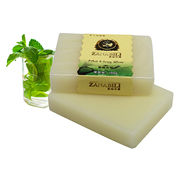 China Argan Oil & Olive Oil Handmade Bar Soap for Face and Body