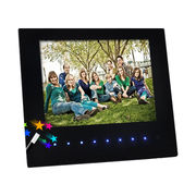 8-inch supper thin digital photo frame from China (mainland)