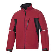 Polyester men's winter work softshell jacket from China (mainland)