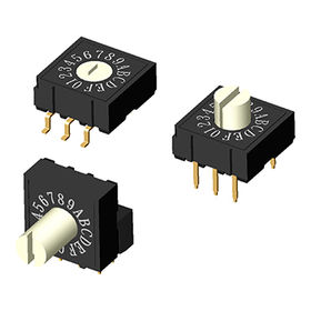 China Rotary DIP/SMT Switches