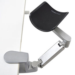 Laptop arm supports sturdy aluminum material necessary office game from Shenzhen Jincomso Technology Co.,Ltd