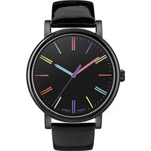 Fashion custom logo watches wholesale,watch genuine leather, watch men leather