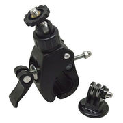 Bike Mount with 360- degree Rotation Tripod Headand Tripod Mount