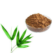 Natural Bamboo Leaf Extract Powder from Shanghai Yung Zip Pharmaceutical Trading Co., Ltd.