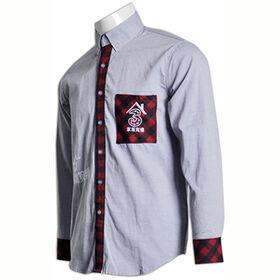 Men's Casual Long-sleeved T-shirt